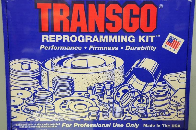 TransGo Valve Body Upgrade Kit G35 2003-08