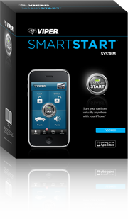 Viper SmartStart Security Remote Start System Compatible With Iphone, Droid & Blackberry