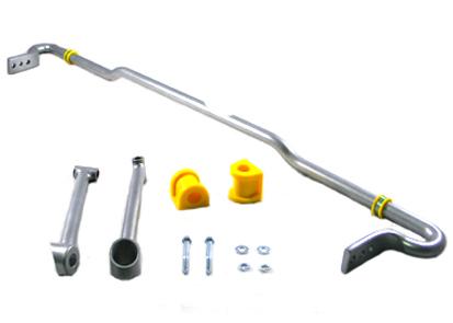 Whiteline X Heavy Duty Rear Sway Bar Adjustable 22mm Subaru WRX & STi 2008-15