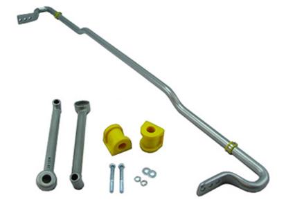 Whiteline Heavy Duty Rear Sway Bar Adjustable 20mm Subaru WRX 2008-15 & STi 2008-14