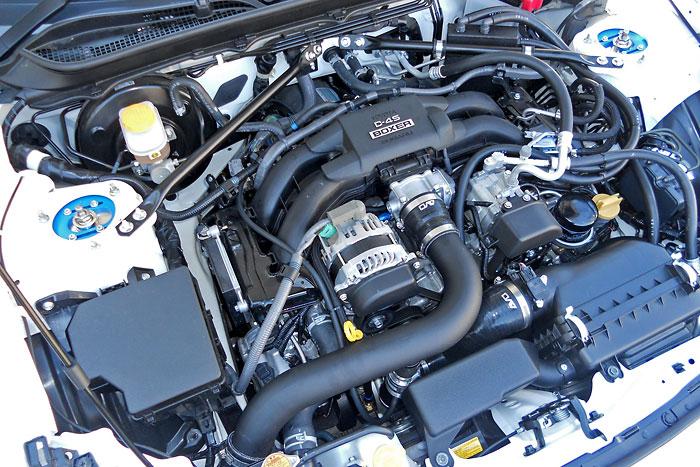 AVO Stage 1 Turbo Kit Subaru BRZ/ Scion FR-S