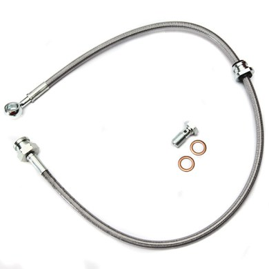 Techna-Fit Stainless Steel Clutch Lines Subaru STi 2004-07