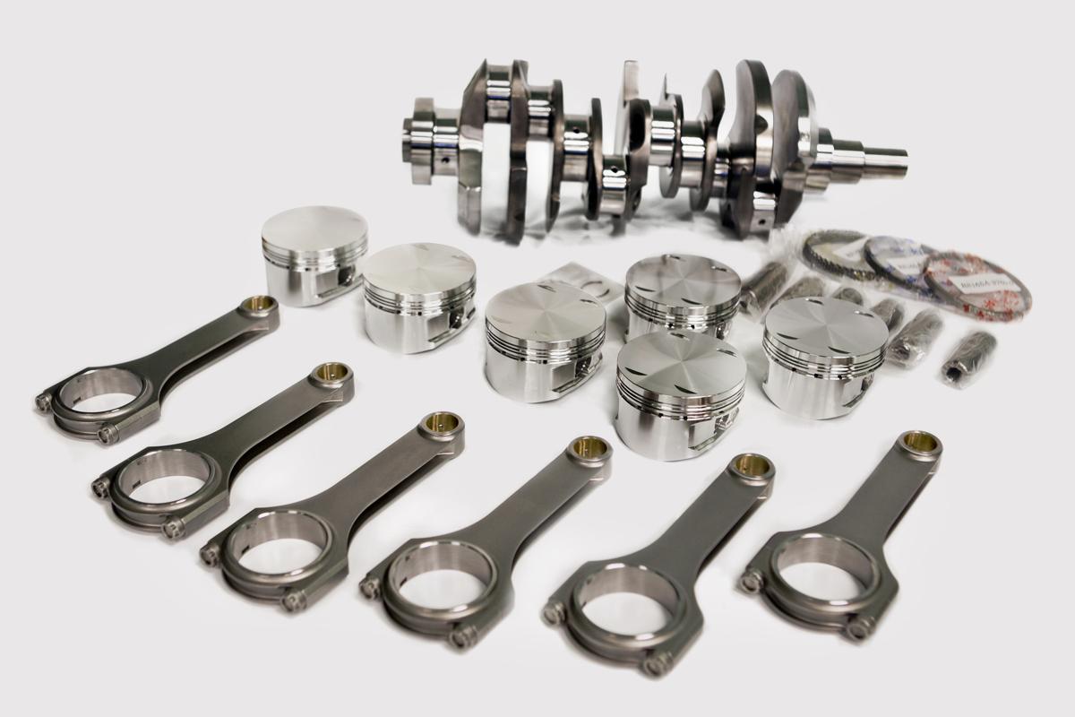 Titan Motorsports Stroker Kit - 4.1L - 4.3L - Nissan GT-R 2009-17