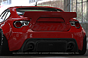 GReddy Rear Duck Tail Wing - ONLY - Subaru BRZ / Scion FR-S 2013-15