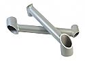 Whiteline Rear Sway Bar Mount Support Brace Subaru BRZ / Scion FR-S