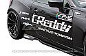 GReddy X Rocket Bunny 86 Aero, Ver.1 -Side Skirts - ONLY - Subaru BRZ / Scion FR-S 2013-15