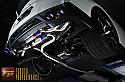 Amuse R1 Titan RS Silent Exhaust System Nissan GT-R 2009-17