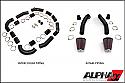 AMS Alpha Induction Kit Nissan R35 GT-R 2009-17
