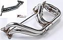 TiTek Equal Length Header & Up Pipe Subaru WRX & STi 2002-14