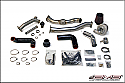 AMS Rotated Mount 900X V-Band Turbo Kit Subaru WRX & STi 2008-14
