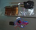 Rexpeed License Plate Flip Up Device Mitsubishi Evolution VIII & IX 2003-07