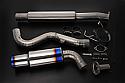 Tomei Expreme Titanium Muffler Type-80 Subaru BRZ / Scion FR-S 2013-16