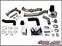 AMS Rotated Mount 750R V-Band Turbo Kit Subaru WRX & STi 2008-14