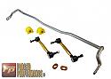 Whiteline X Heavy Duty Front Sway Bar Adjustable 22mm Subaru BRZ / Scion FR-S