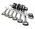 Brian Crower VQ35DE 4.07L Stroker Kit Infiniti G35 2003-2006