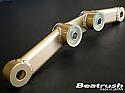 Beatrush Rear Diff Mount Support Bar Subaru WRX & STi 2002-07