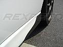 Rexpeed Carbon Fiber Side Spats Mitsubishi Evolution VIII & IX 2003-07