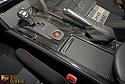 TiTek Carbon Fiber Lower Shifter Bezel - Gloss - Nissan GT-R 2009-16