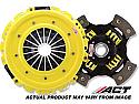 ACT  XT/Race Sprung 4 Pad Subaru BRZ / Scion FR-S 2013-14