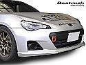Beatrush Front/Rear Tow Hook Red Subaru BRZ / Scion FR-S 2013-14