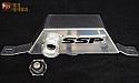 SSP Polished Aluminum Coolant Tank Nissan GT-R 2009-17