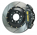 AP Racing 4-Piston Front Slotted RT Big Brake Kit Subaru WRX 2015