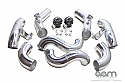 AAM Competition R35 Full I/C Pipe Kit w/ TiAL QR BOVs Nissan GT-R 2009-17