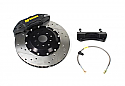 AP Racing 6-Piston Front Cross-Drilled / Slotted Rotors RT Big Brake Kit Subaru BRZ / Scion FR-S 2013-15