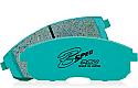 Project Mu Brake Pads B-Spec -Front- Mitsubishi Evolution X 2008-14