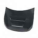Seibon DV-style DRY CARBON hood for 2012-2014 Scion FRS / Subaru BRZ