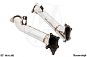 Meisterschaft Turbo-Back - Outlet - Down Pipes Nissan GT-R 2008-17