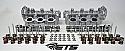 ETS CNC Ported Cylinder Heads Nissan GT-R 2009 - 2017