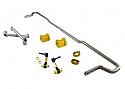 Whiteline Rear Sway Bar 18mm Adjustable w/ Braces - Subaru BRZ/ Scion FR-S
