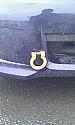 Beatrush Front Tow Hook Yellow Subaru WRX & STi 2008-14