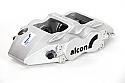 Alcon Big Brake Kit Front 4 Pot 332mm x 28mm Subaru WRX 2002-07