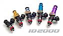 Injector Dynamics 2000cc Injectors Mitsubishi Evolution X 2008-14