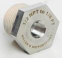 Killer B Motorsport 1/2NPT to 1/8PT Adapter