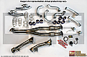 HKS GT600 Racing Package with Legamax Exhaust Nissan GT-R 2009-17