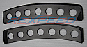 Rexpeed Carbon Window Vents Mitsubishi Evolution X 2008-14