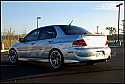 Rexpeed Type-1 FRP Trunk Spoiler Mitsubishi Evolution VIII & IX 2003-07