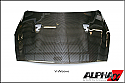 AMS Alpha Carbon Fiber Hood R35 GT-R 2009-16