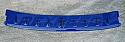 Rexpeed Vortex Generator-Blue By You Mitsubishi Evolution VIII & IX 2003-07