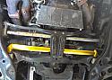 Whiteline Lower Control Arm Brace Subaru WRX 2002-2007