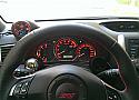 ATI Single Gauge Pod 60mm Subaru WRX & STi 2008-14
