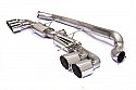 AAM Competition 90mm Sport Exhaust Nissan GT-R 2009-17