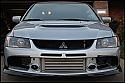 Rexpeed Carbon Bumper Ducts Mitsubishi Evolution IX 2005-07