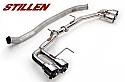Stillen Stainless Exhaust System Nissan GT-R 2009-17