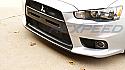 Rexpeed Type-F Carbon Splitter Mitsubishi Evolution X 2008-14