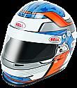 Bell GP.2 CMR Kinetic Blue Karting Helmet