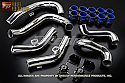 GReddy Intercooler Hard Piping Kit With BOV's Nissan GT-R 2009-17